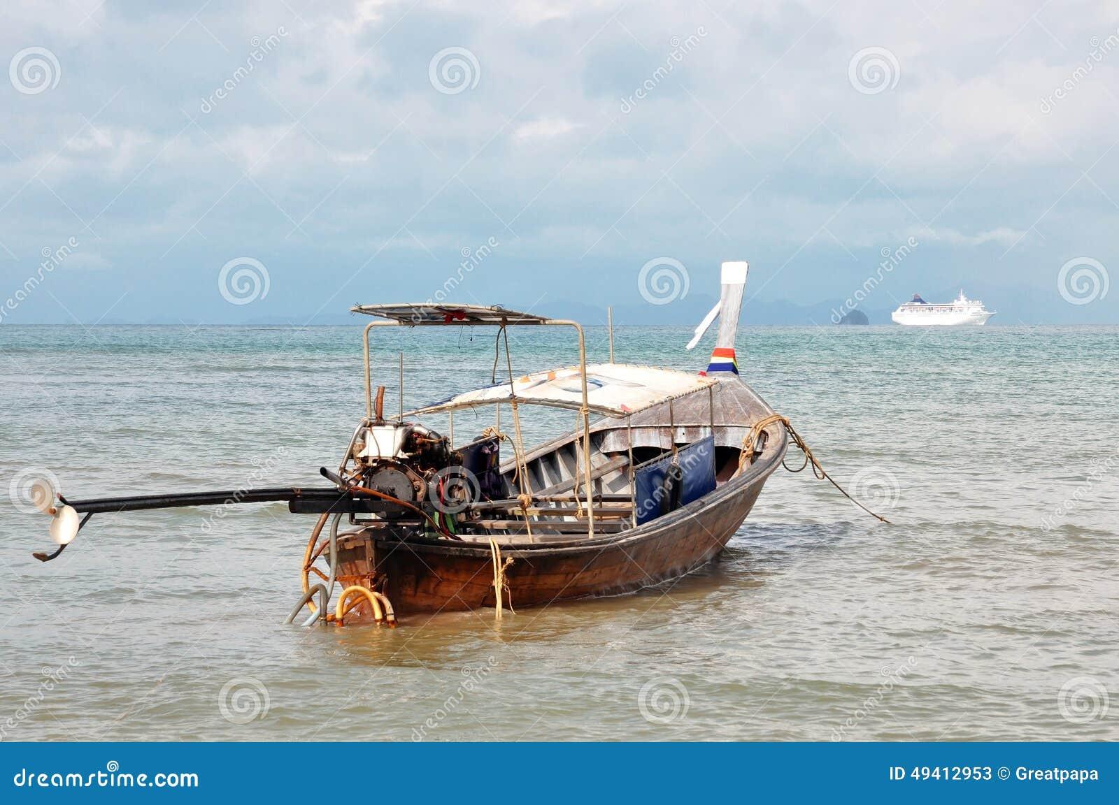 Download Baikal See stockbild. Bild von motor, himmel, meer, sommer - 49412953