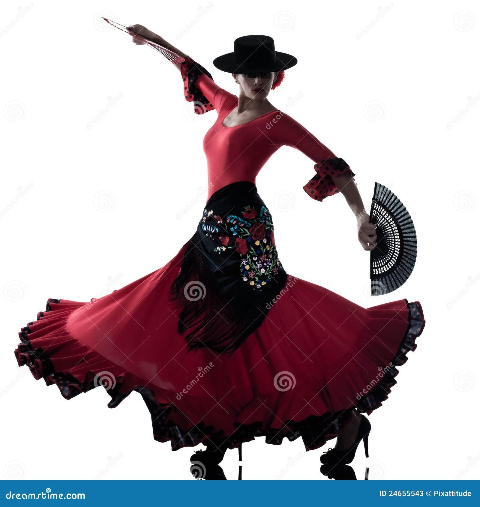 Salón Musical Reina de Corazones. Bailar%C3%ADn-gitano-del-baile-del-flamenco-de-la-mujer-24655543