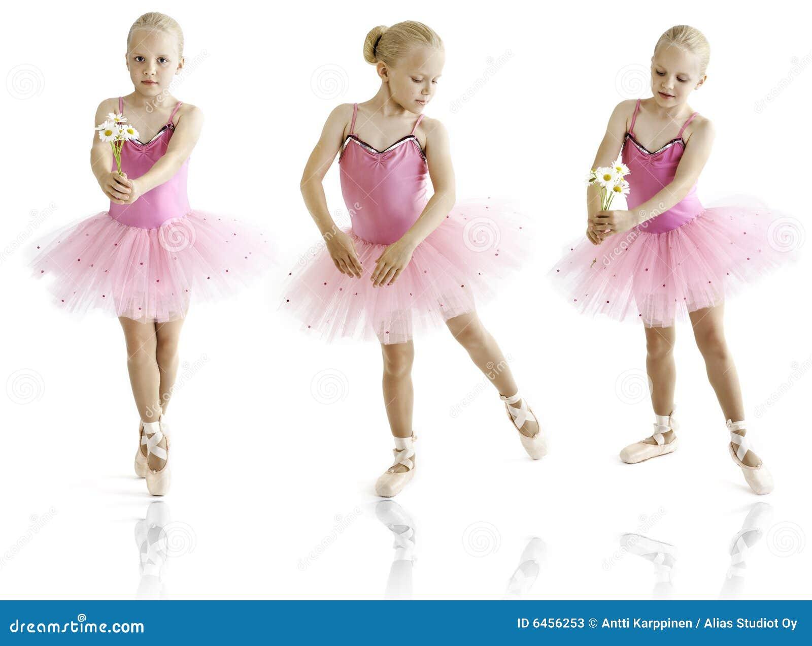 Bailarina joven