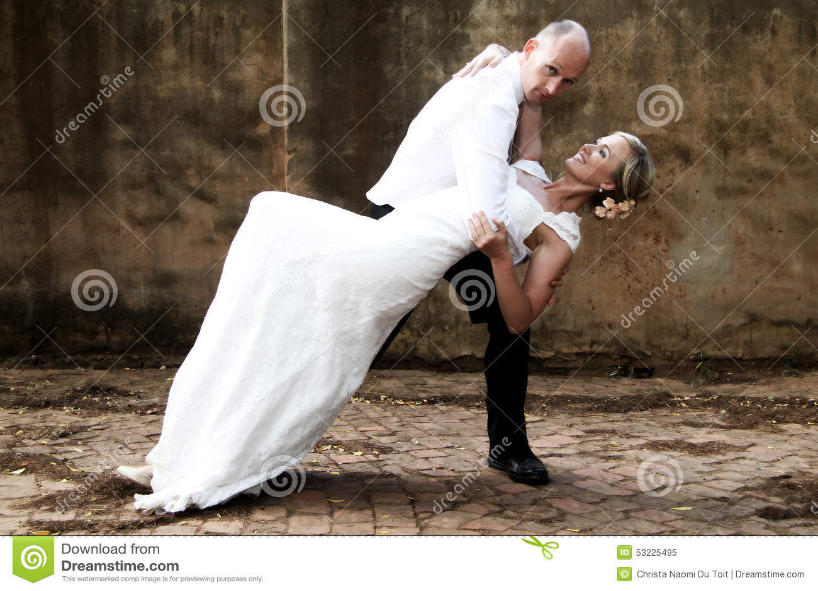 Baile de los pares de la boda