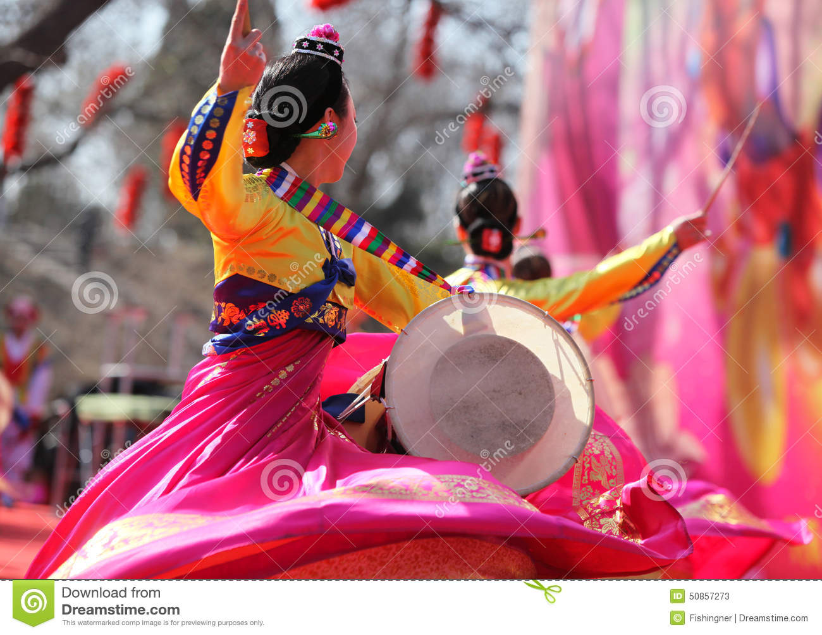 Baile en Año Nuevo chino