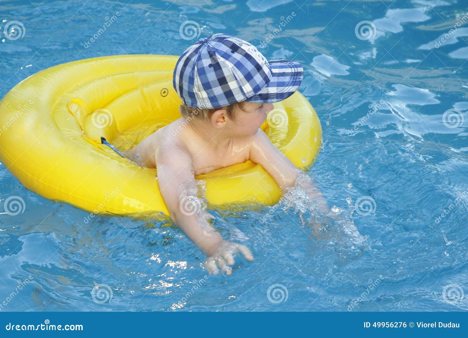 Bain d enfant