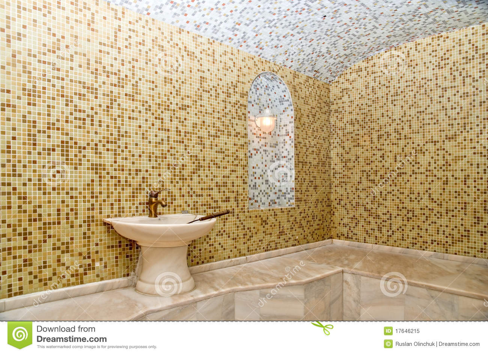 bain turc photo libre de droits image 17646215. Black Bedroom Furniture Sets. Home Design Ideas