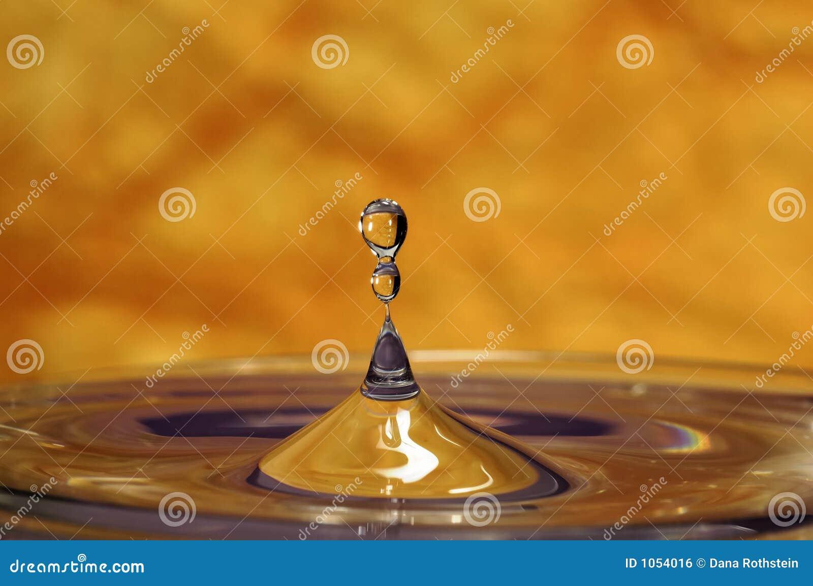Baisse de l eau