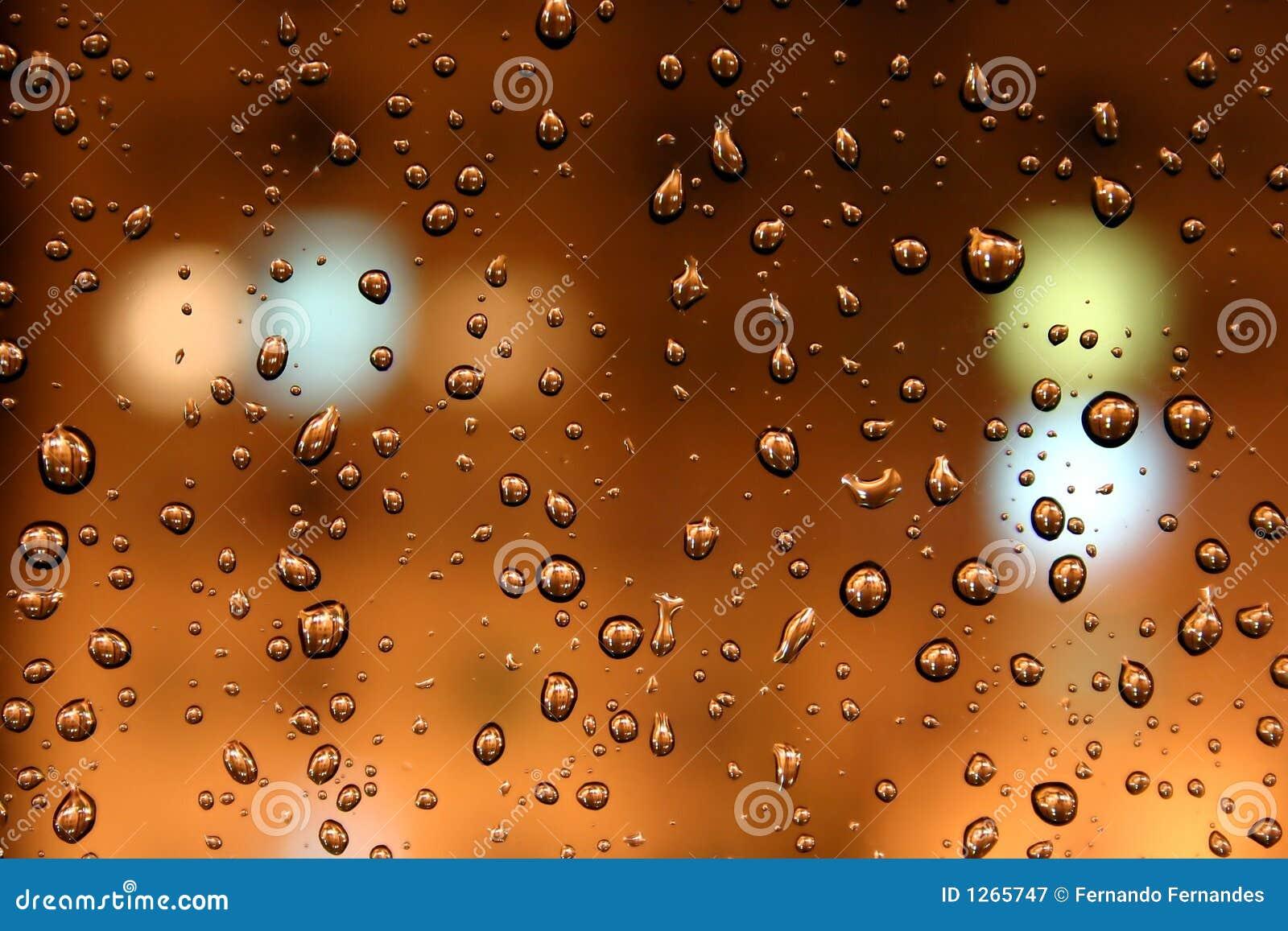 Baisses de pluie