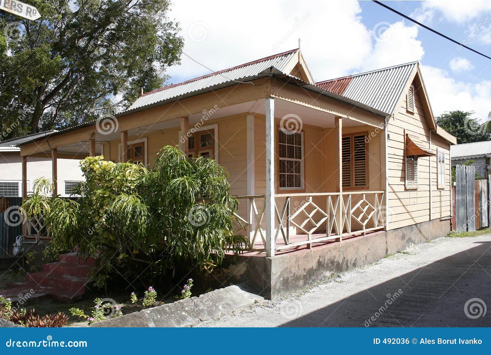 Bajan дом