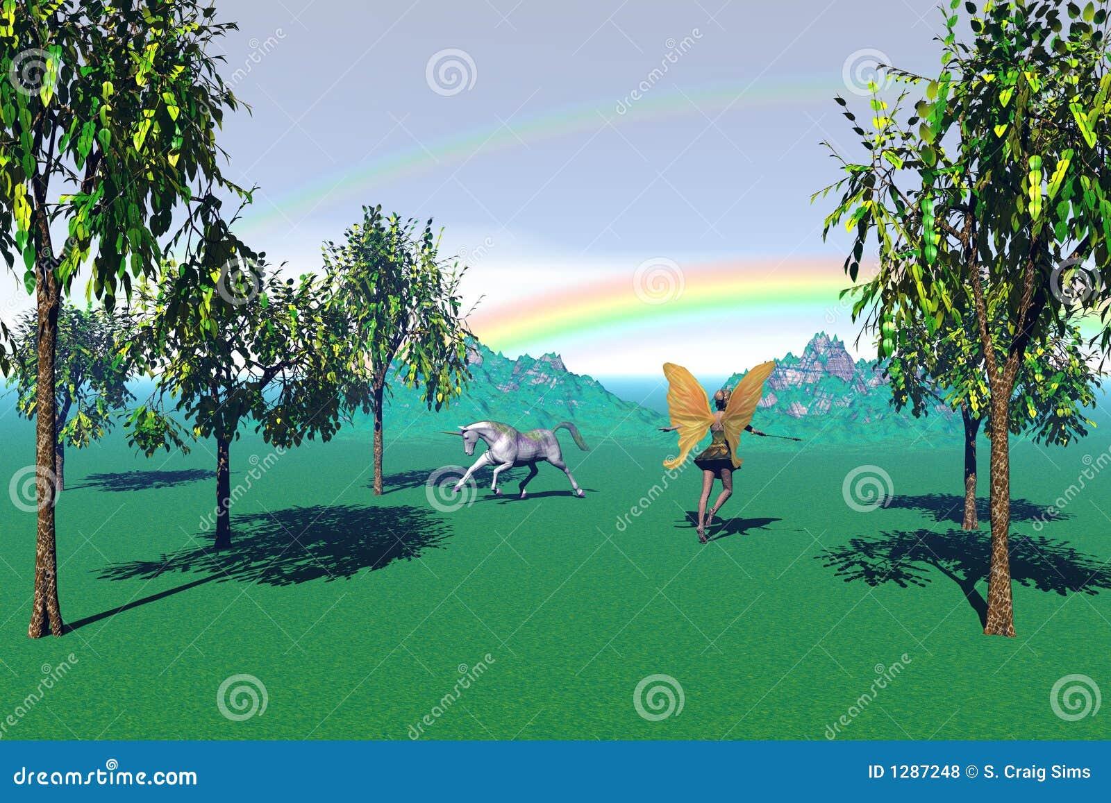 Bajo el arco iris