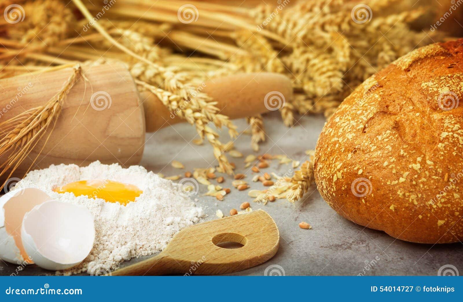 Bak vers brood