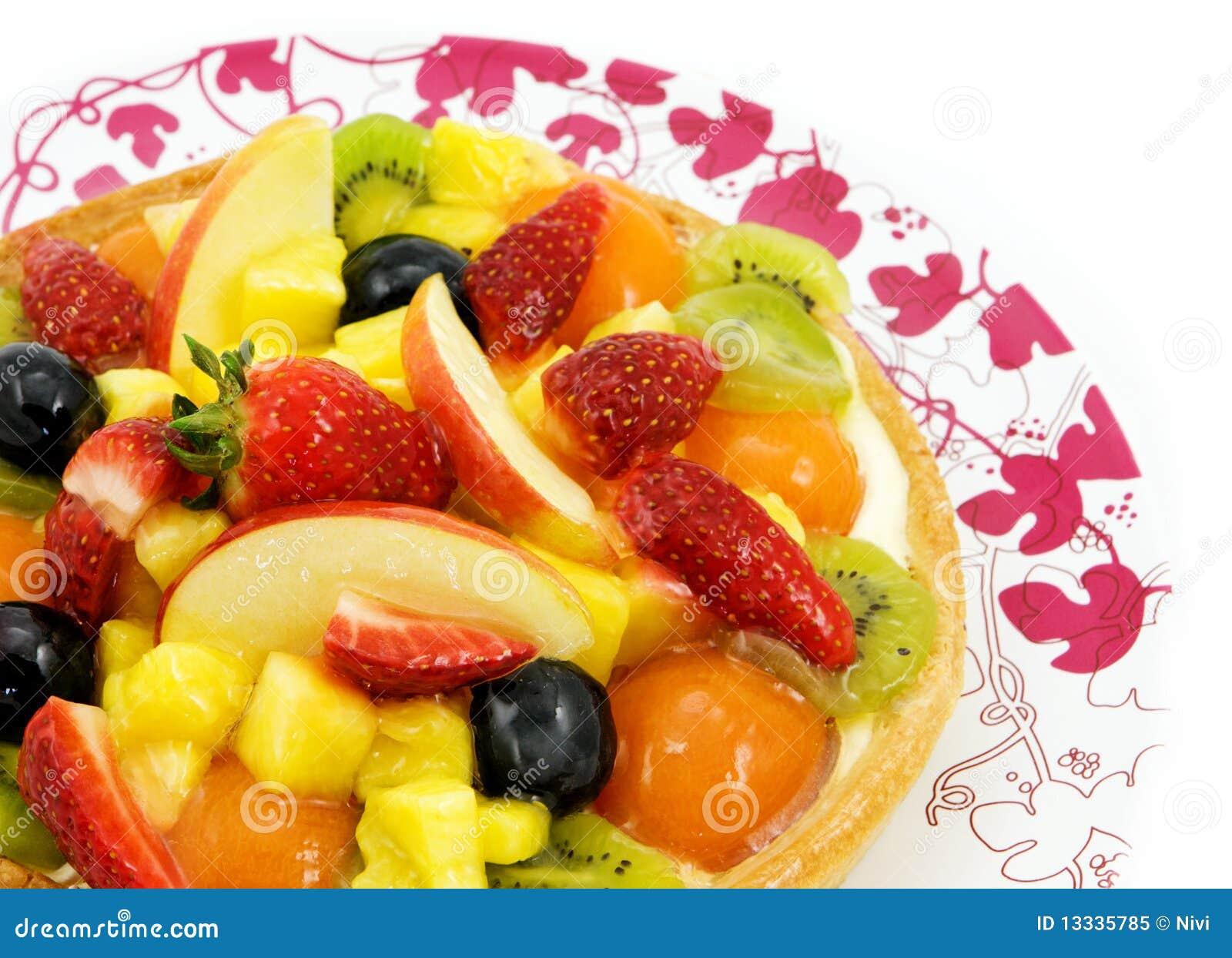 Baka ihop frukt