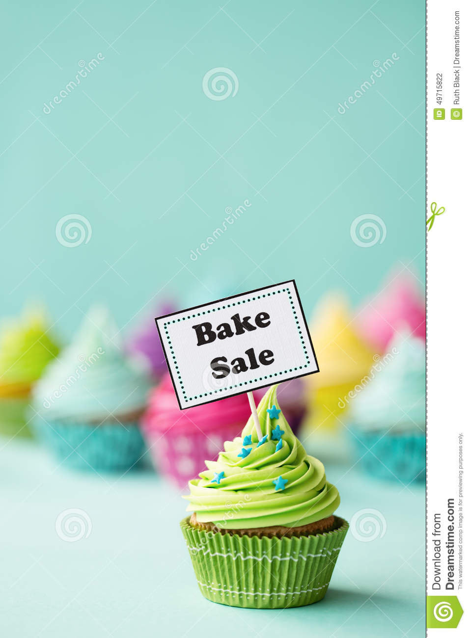 bake cupcake stock photo image  bake cupcake