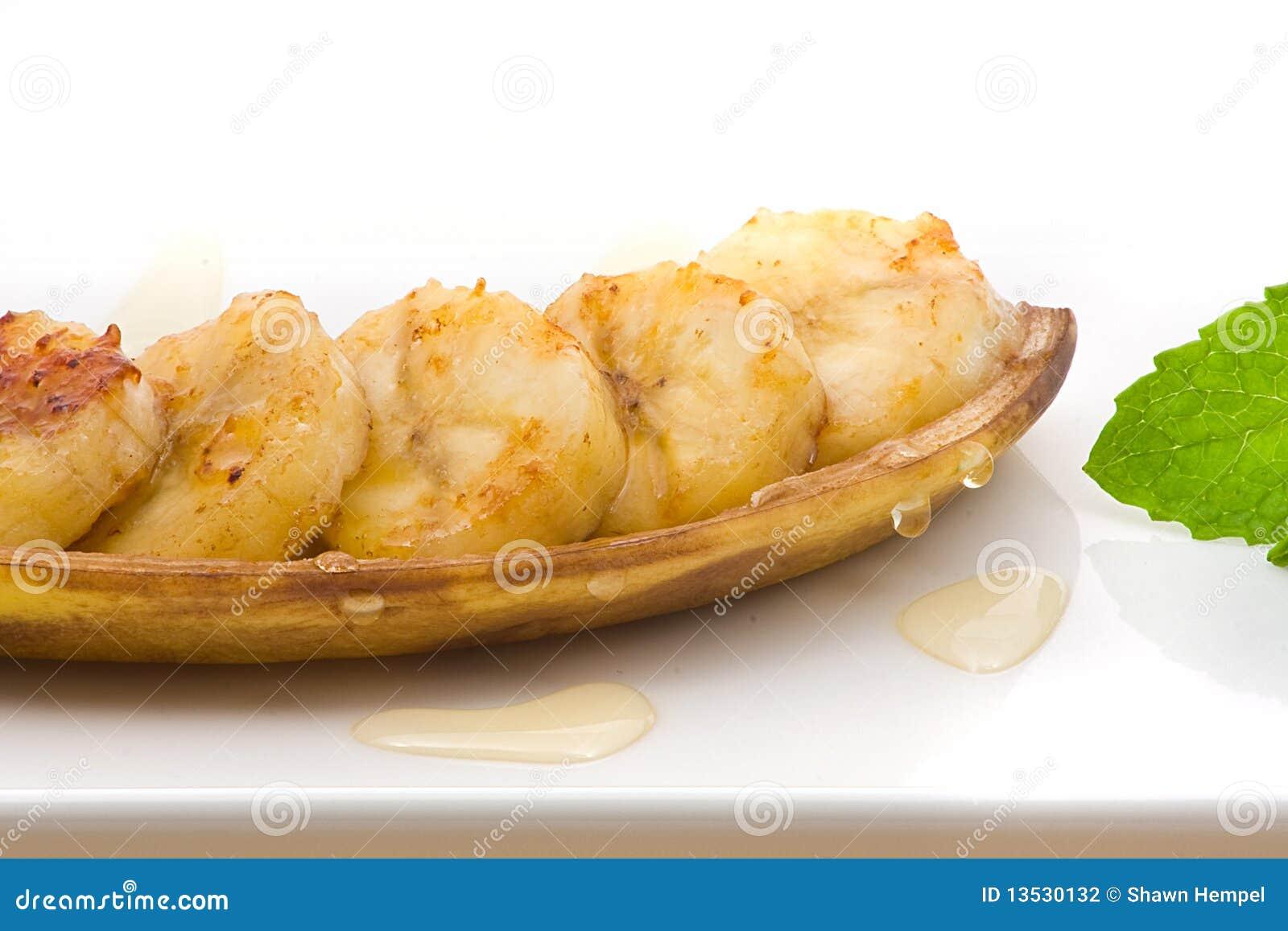 Baked Banana Stock Photography - Image: 13530132