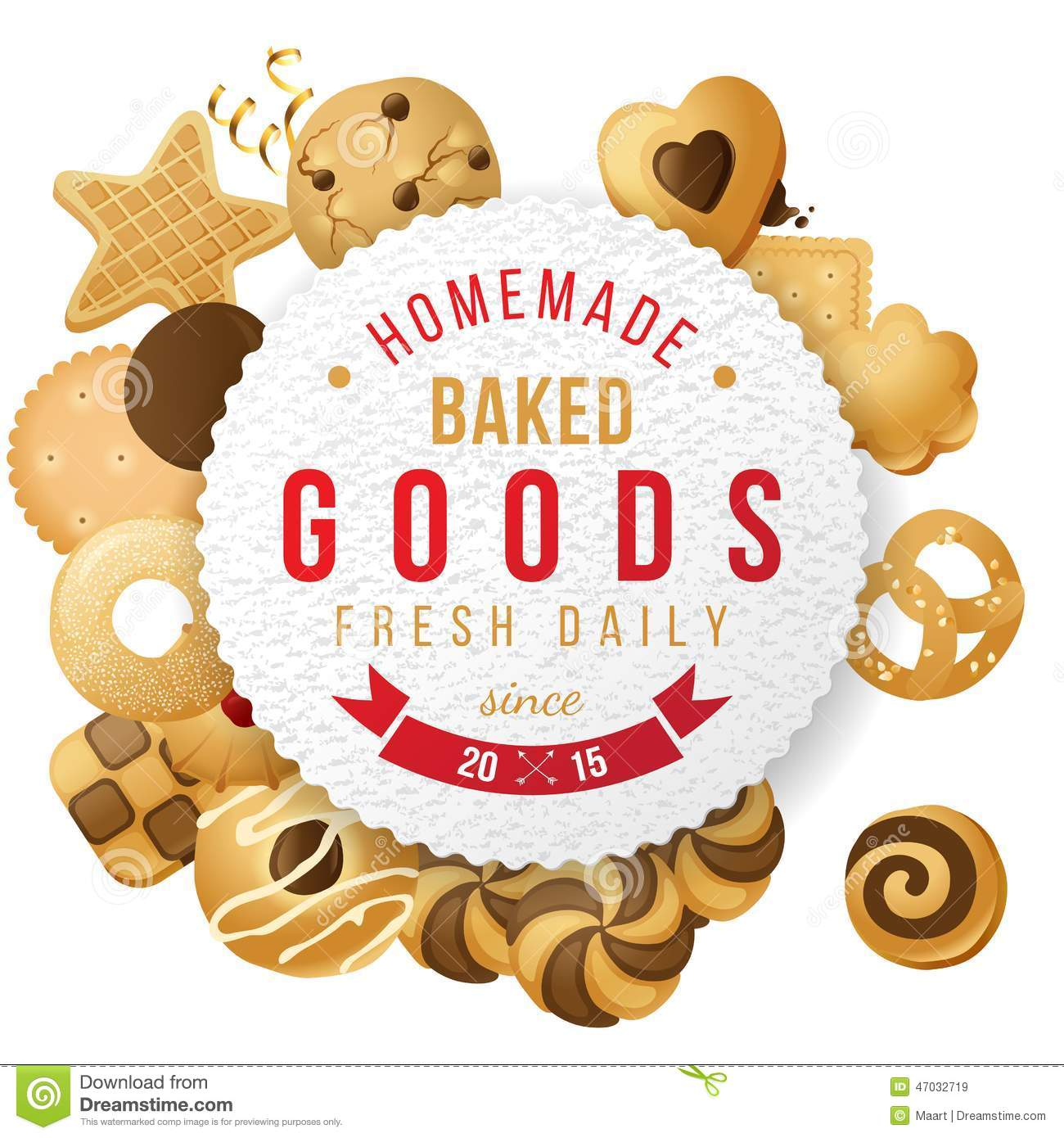 clip art images baked goods - photo #28