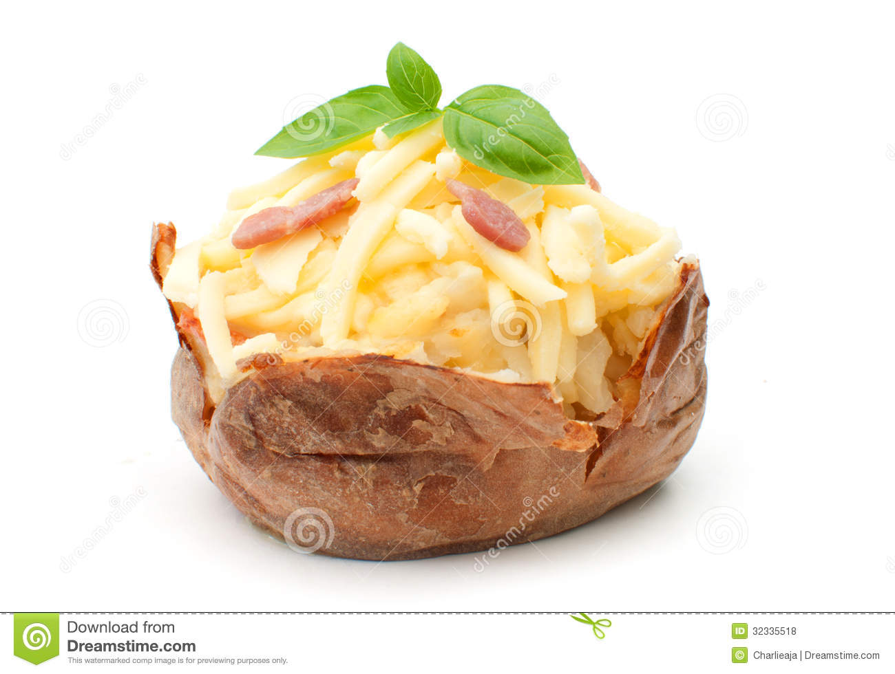 how to cook a jacket potato in the oven