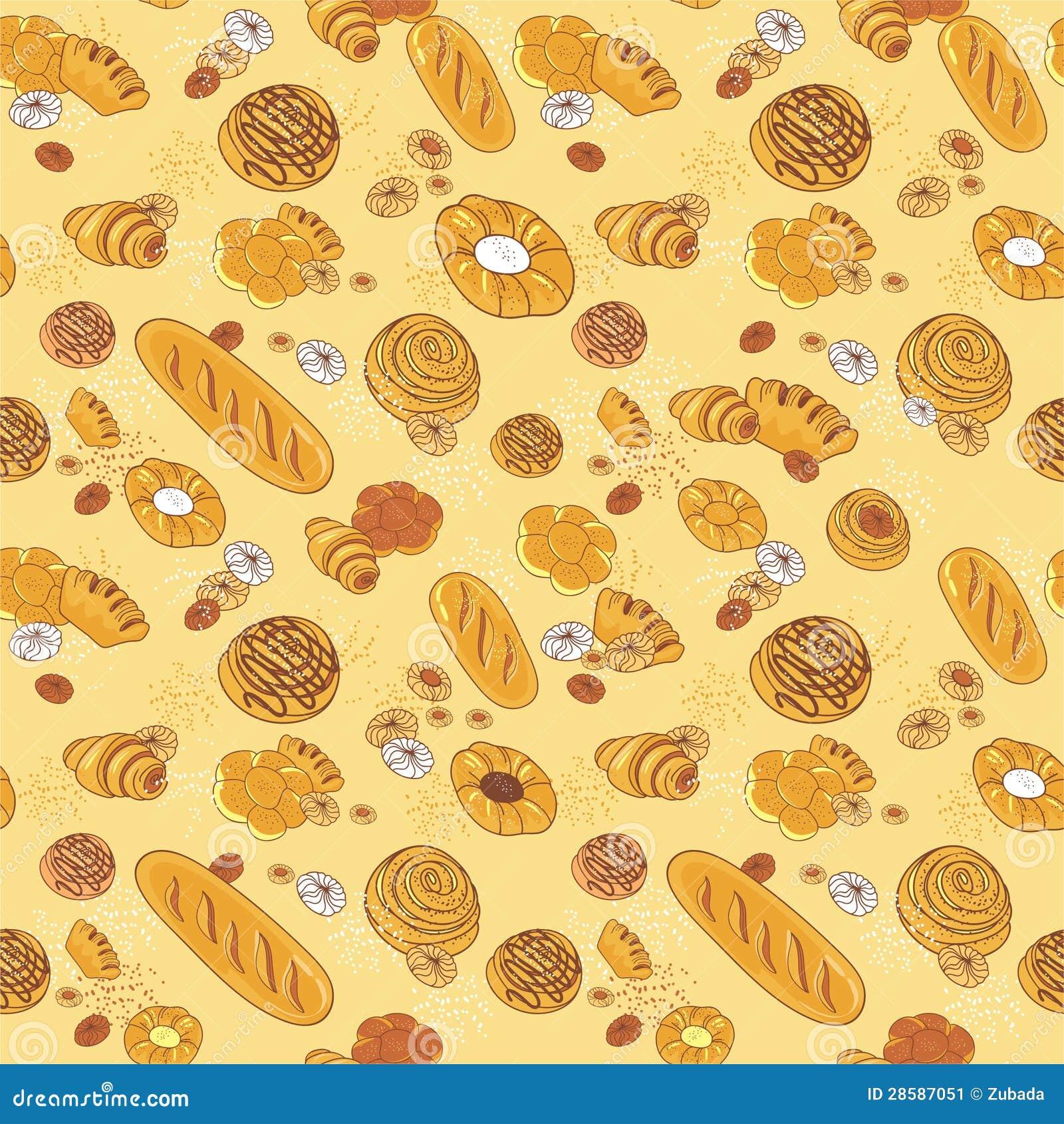 Bakery Background Stock Image Image 28587051