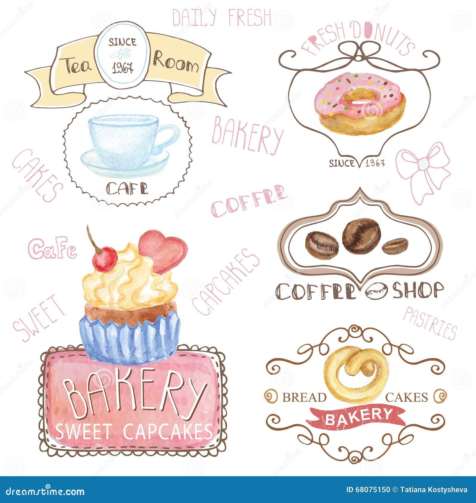 Watercolour Bakery Cafe