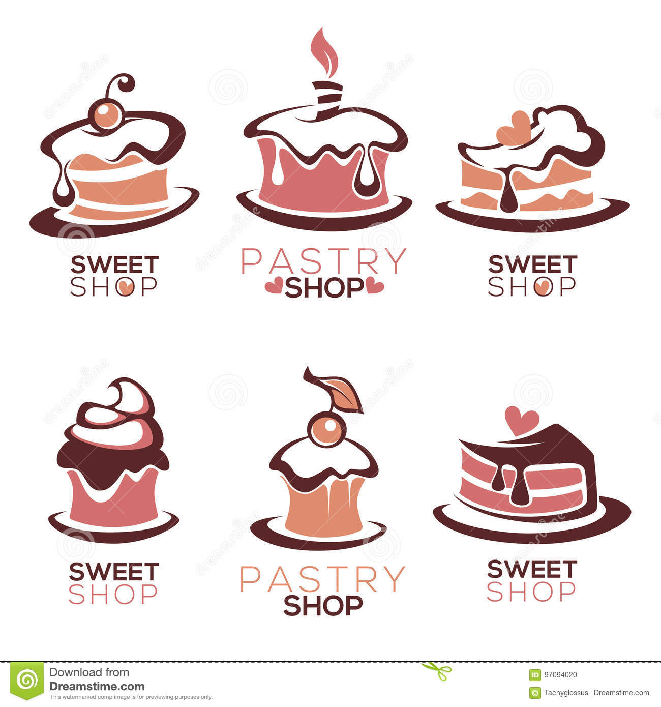 Bakery, pastry, confectionery, cake, dessert, sweets shop,