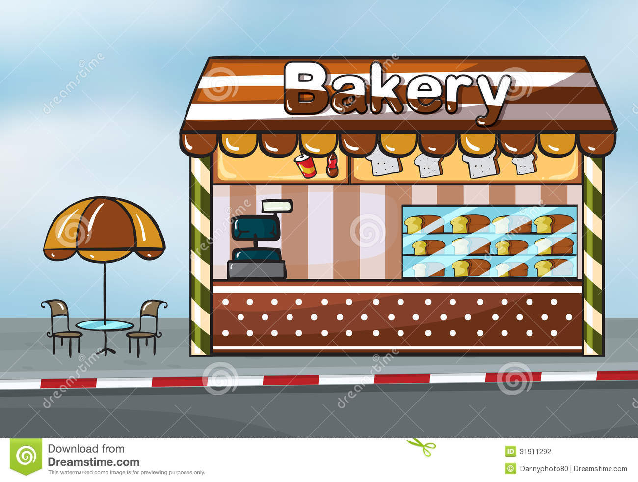 Bakery Shop Stock Photography - Image: 31911292