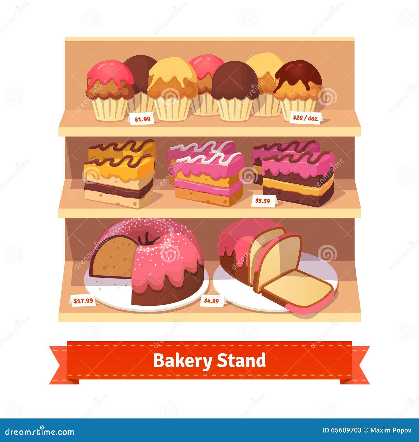 Bundt Cake Stand