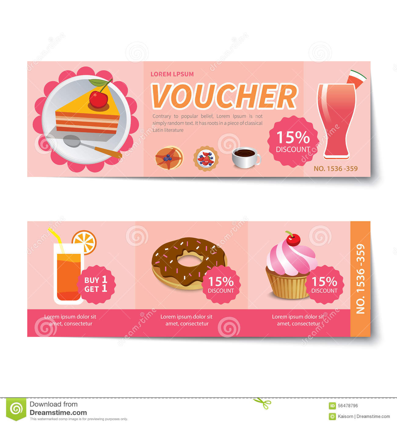 Drink voucher template free free vintage free food coupon for Free meal coupon template