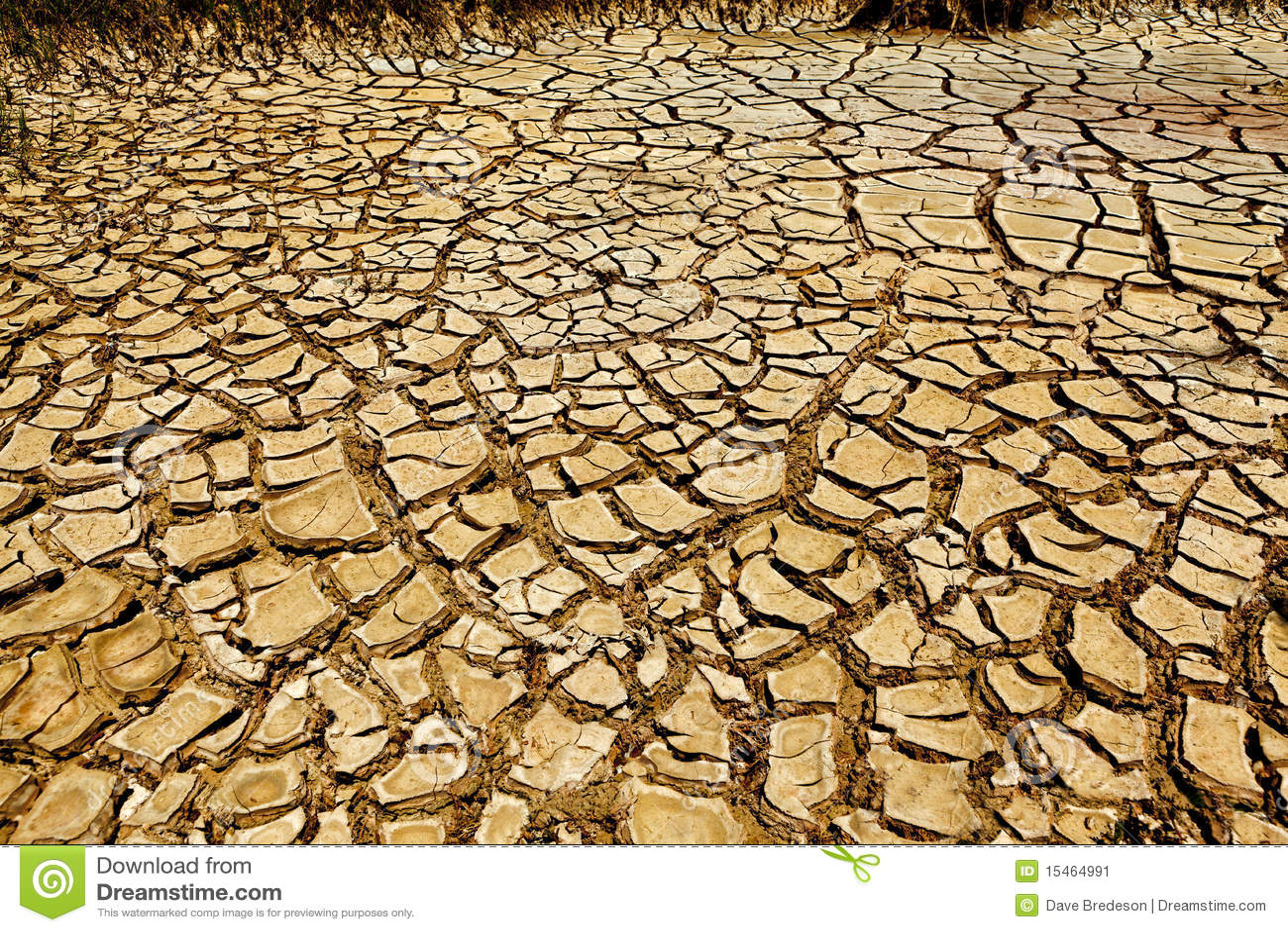 Bakgrund cracked jord
