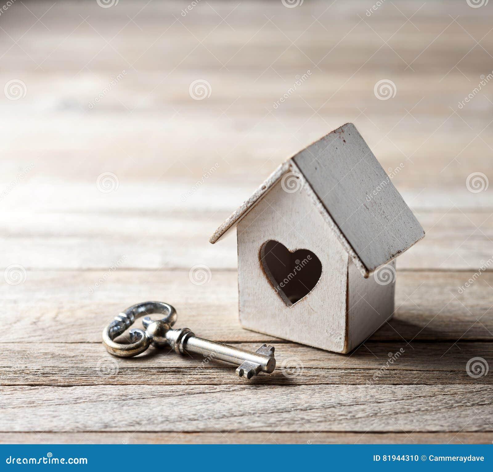 Bakgrund för försäkring för hem- tangent för hus