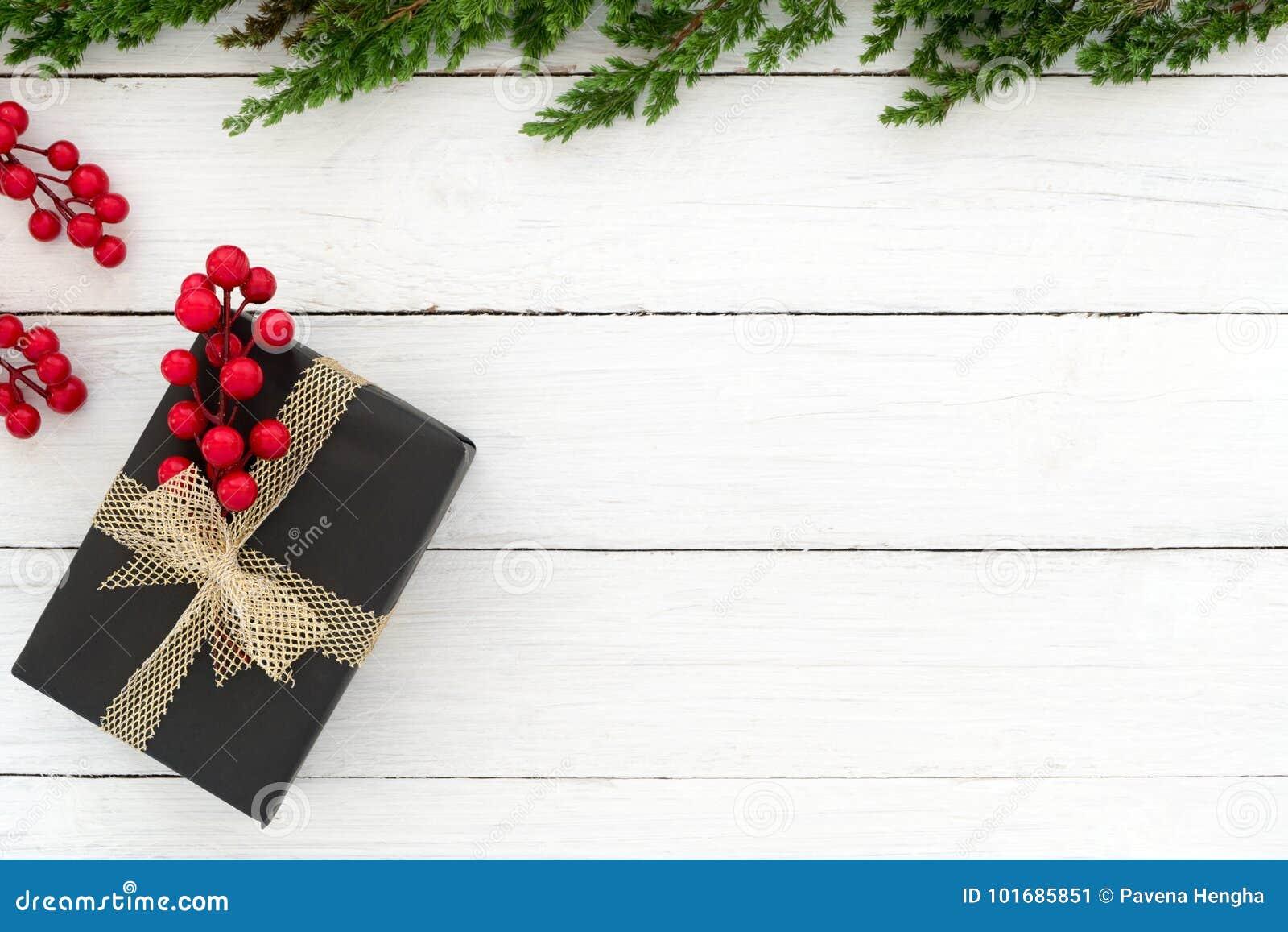 Bakgrund för jul och för nytt år