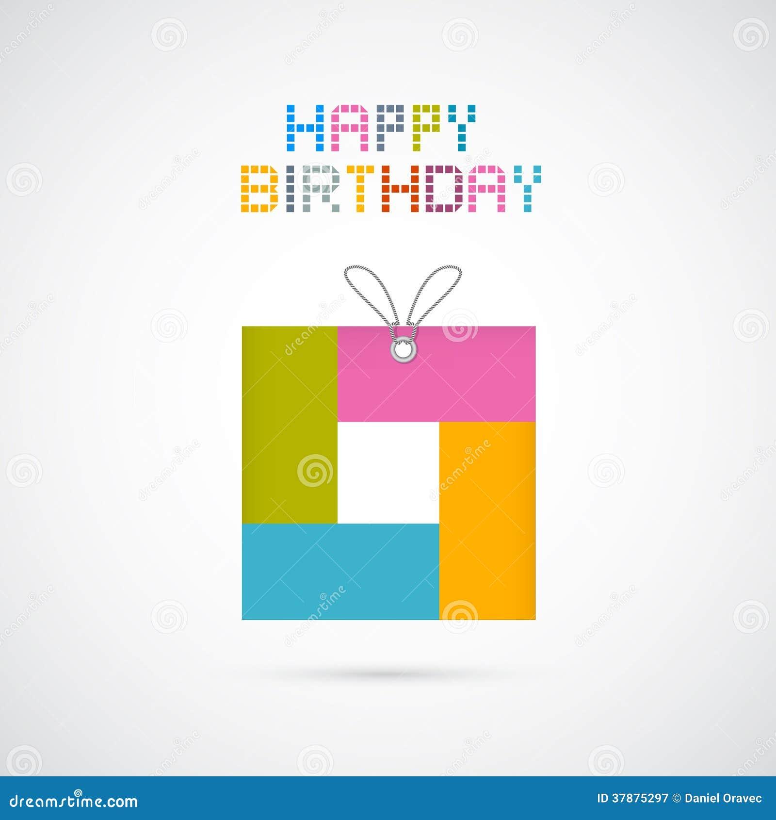 Bakgrund för lycklig födelsedag