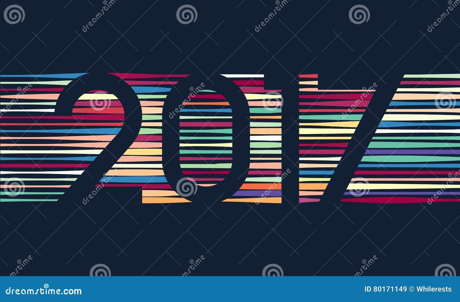 Bakgrund 2017 för lyckligt nytt år Kalendergarnering greeting lyckligt nytt år för 2007 kort Kinesisk kalendermall för året av tu