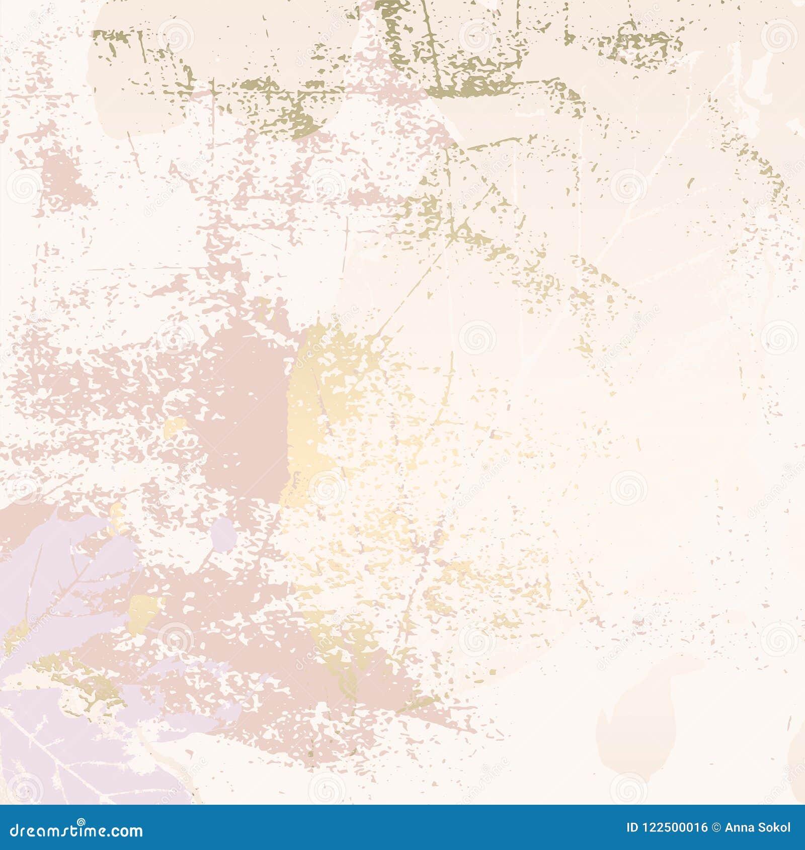 Bakgrund för rodnad för höstlövverk rosa guld-