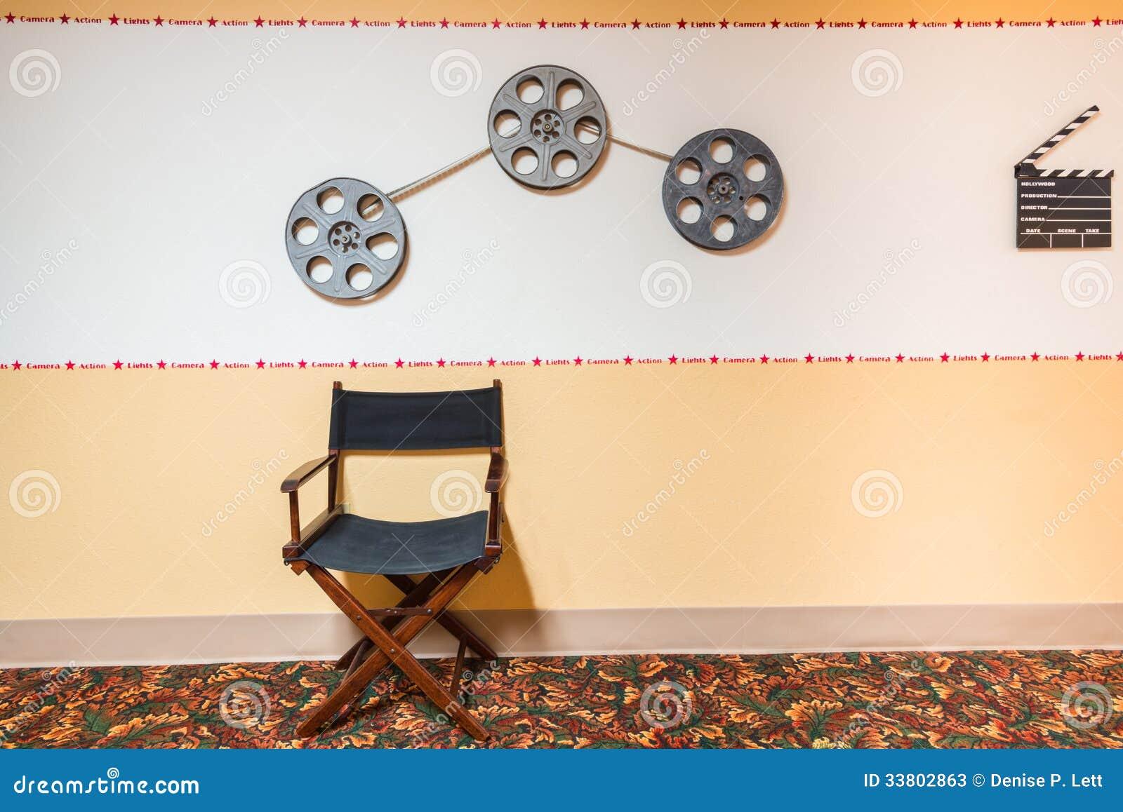 Bakgrund för tappningfilmsymboler
