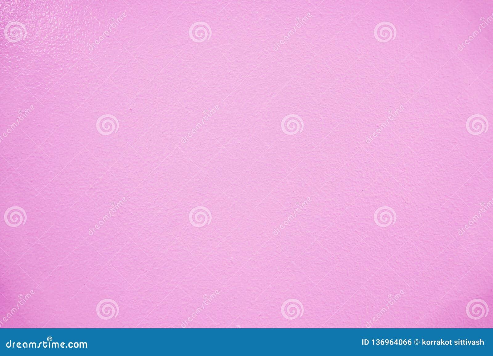 Bakgrund för textur för rosa färgcementvägg