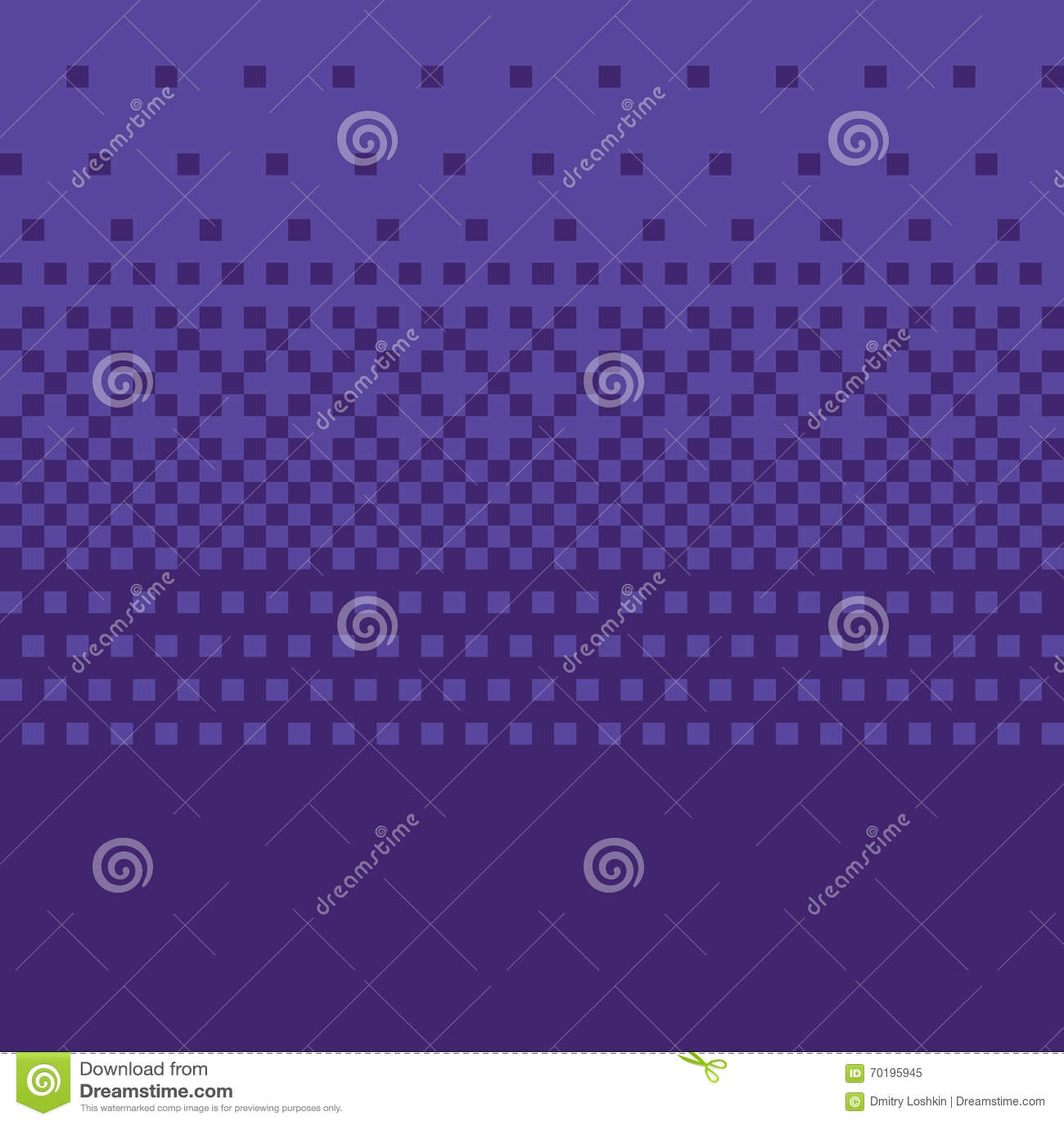 Bakgrund för vektor för lutning för PIXELkonststil purpurfärgad