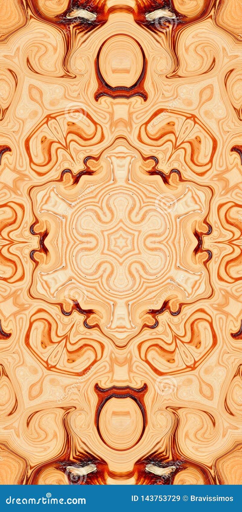 Bakgrund f?r abstrakt begrepp f?r modelltr?symmetri medf8ort