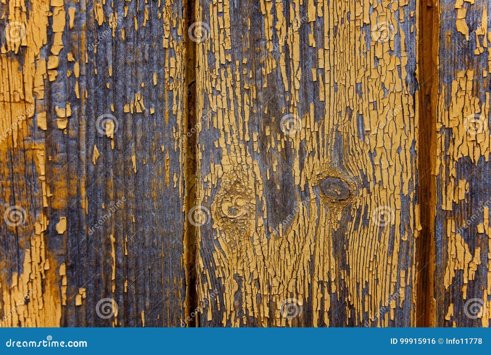 Bakgrund från en träsjaskig planka
