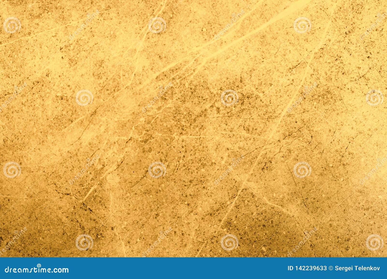Bakgrund marmorerar den guld- stenen Texturera naturligt marmorerar ljusfärg Tegelplatta i badrummet eller köket