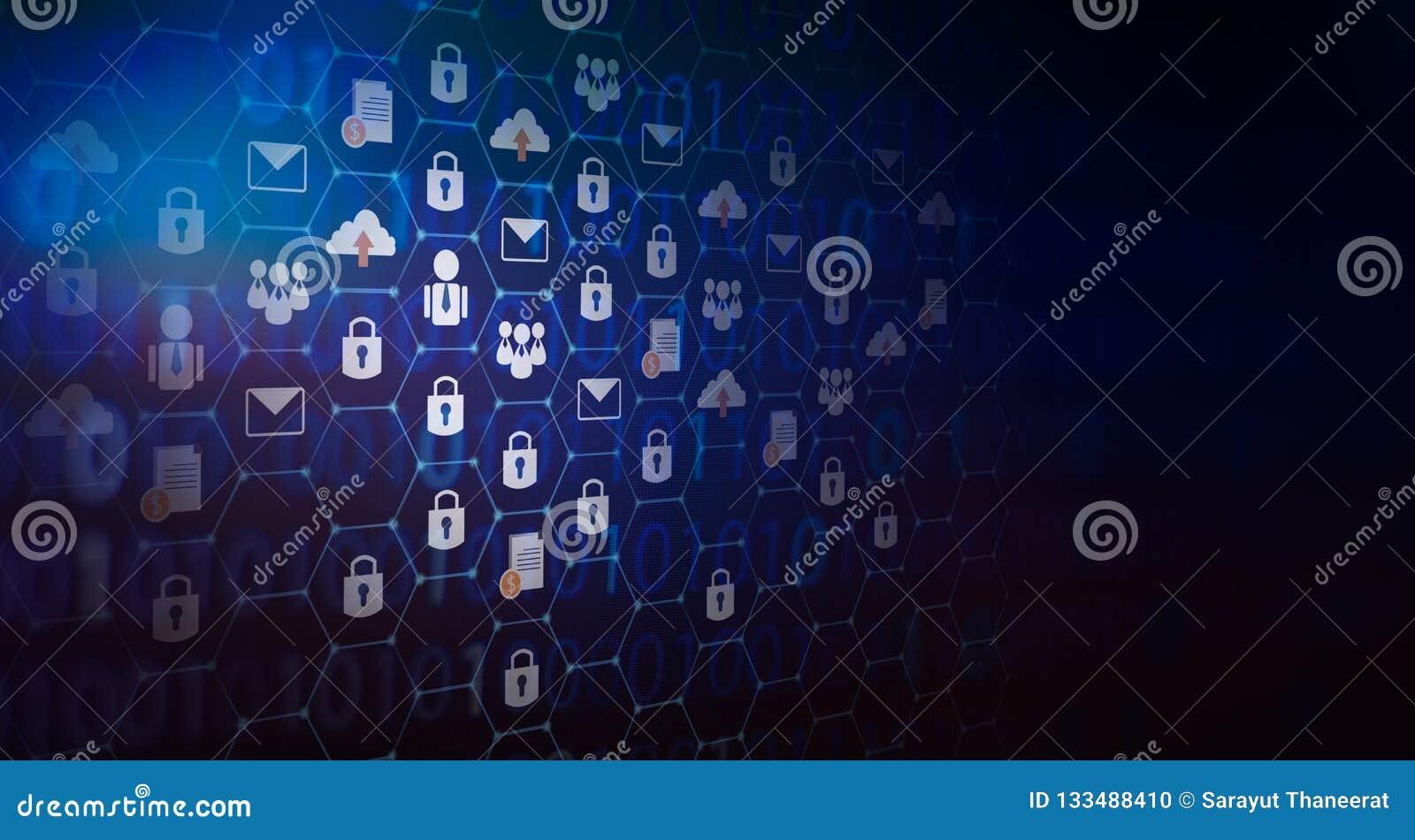 Bakgrund tryckte på för säkerhetsvärldskartan för det globala nätverket världen för teknologi för systemet för säkerhet för låset