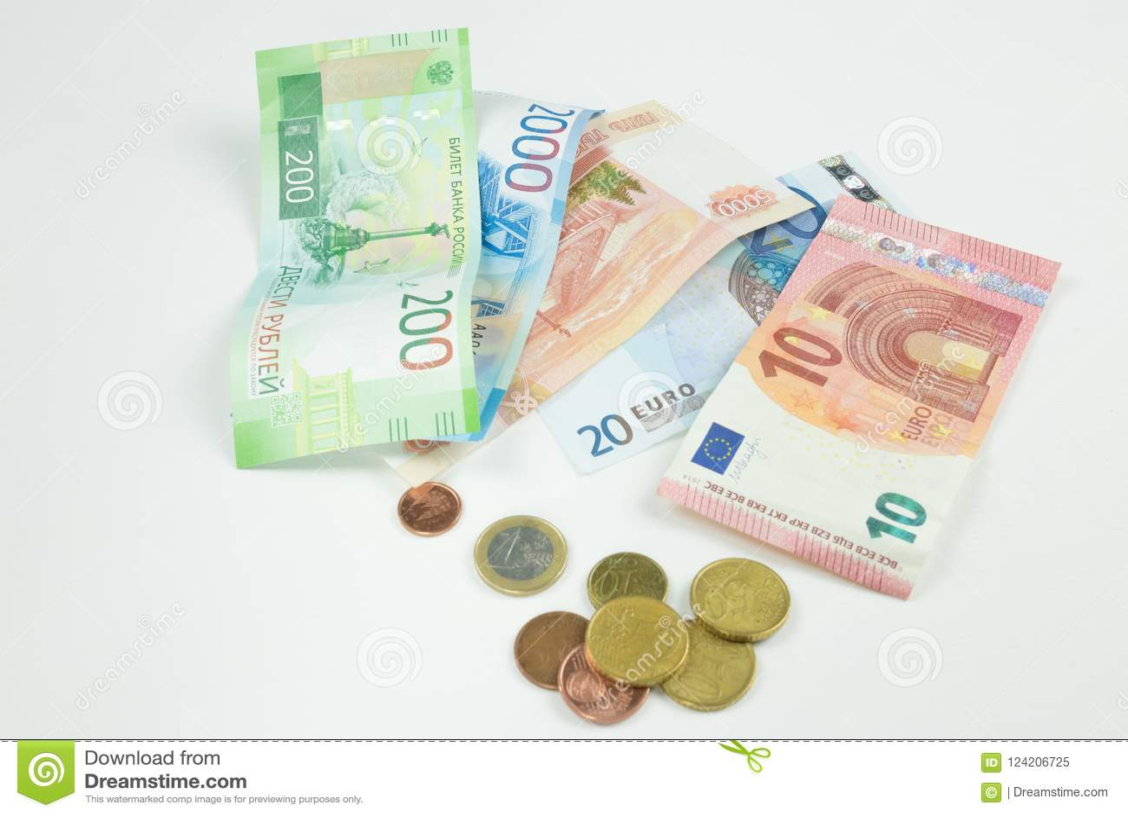 Bakgrunden av olika valutor Pengar från olika länder: isolatorn av pengar från olika länder