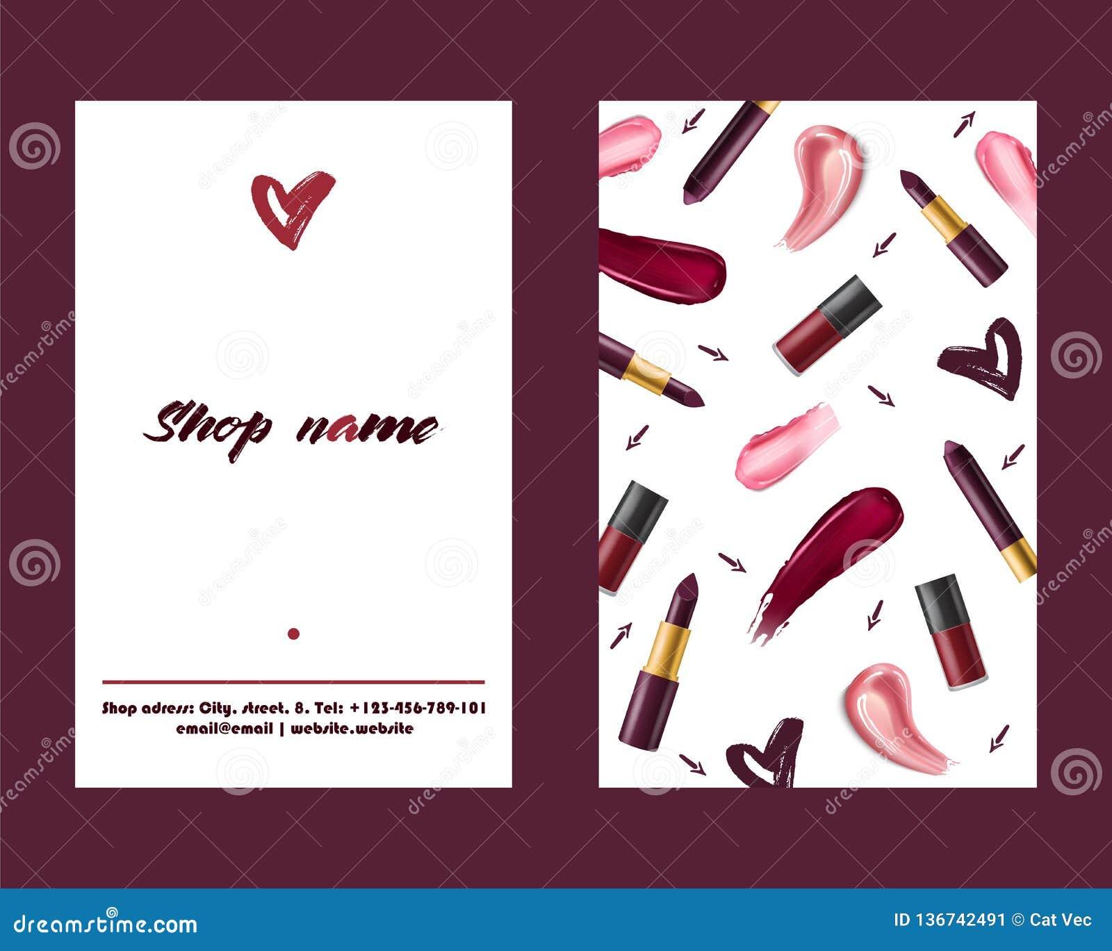 Bakgrunden in för illustrationen för konst för makeup för kanten för lipgloss för härligt mode för röd färg för läppstiftmodellve