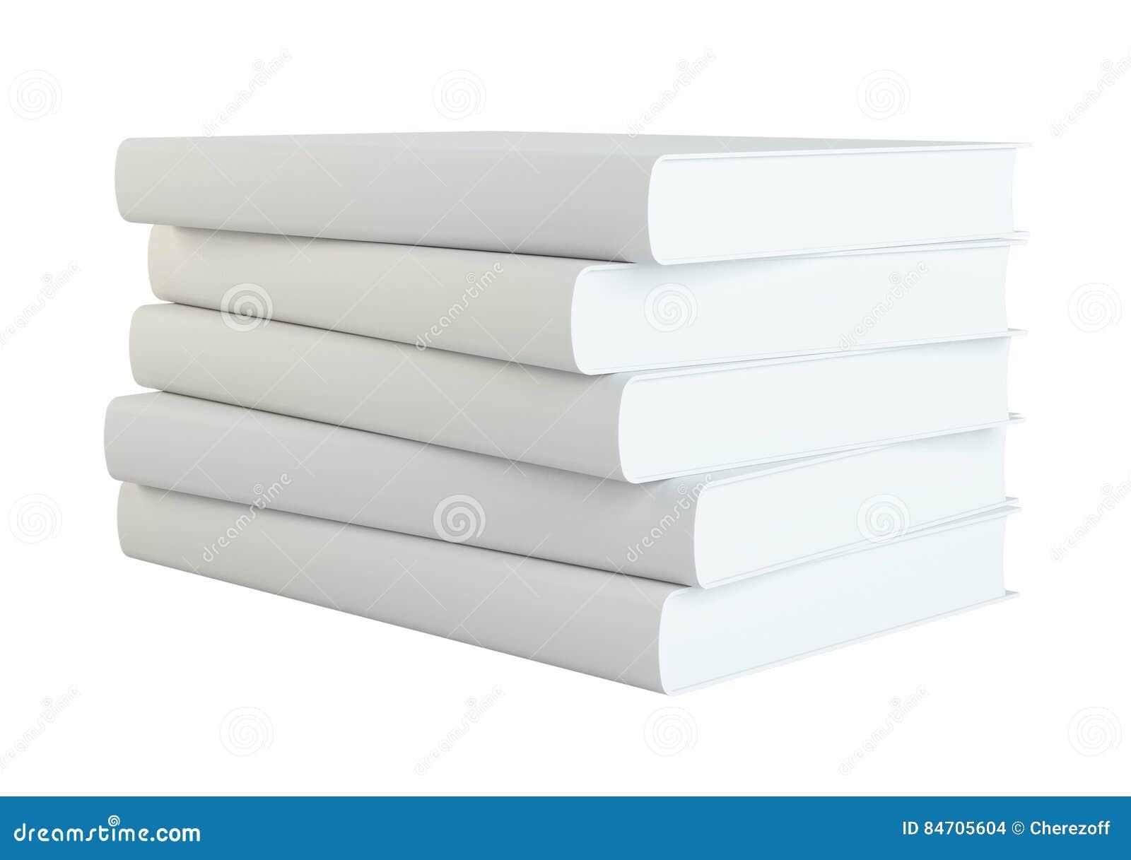Bakgrundsböcker isolerade white