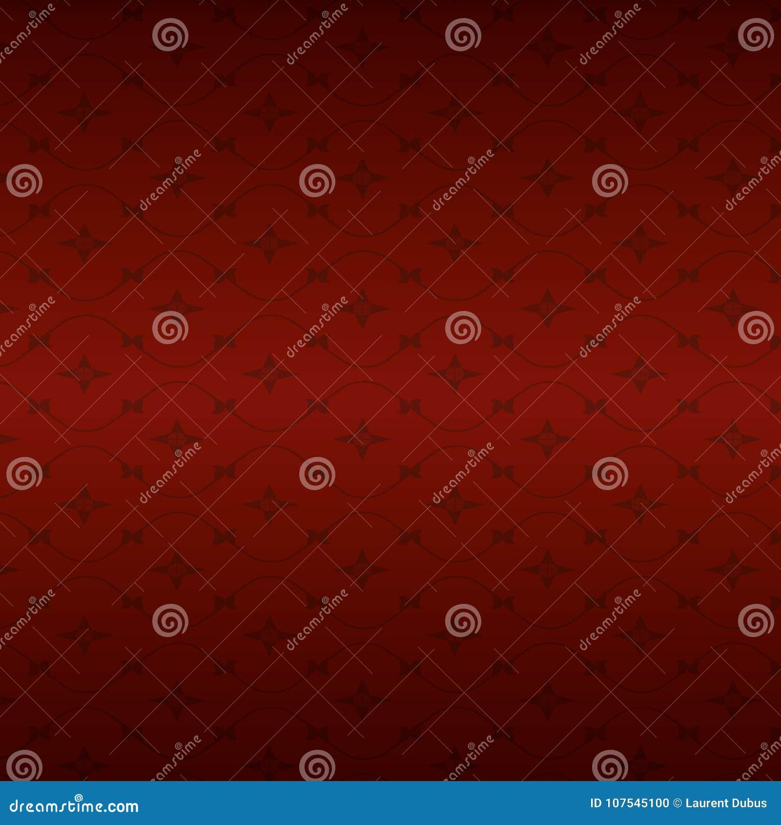 Bakgrundsmörker - som är rött med ett subtilt ljus