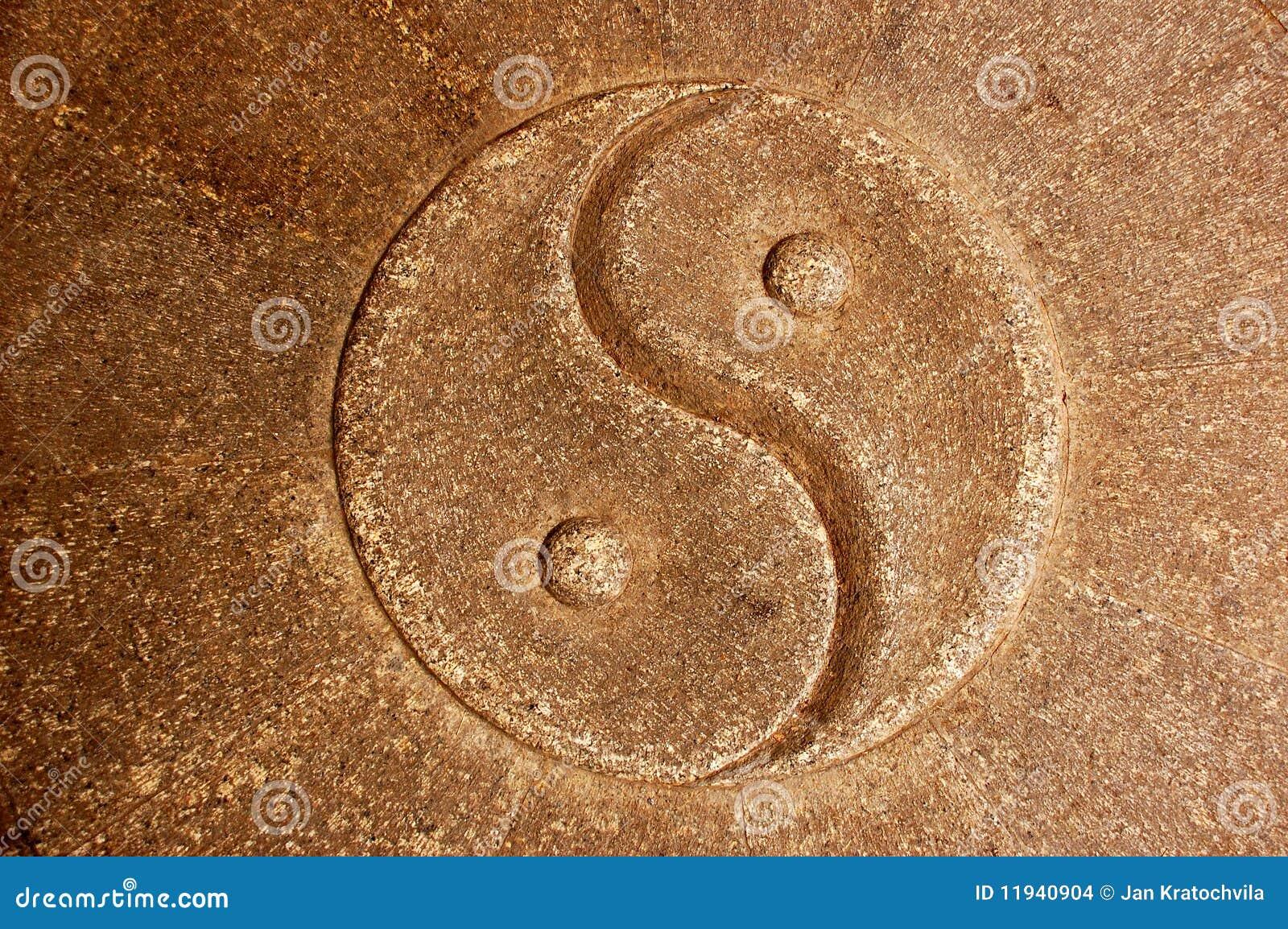 Bakgrundsstenyang yin