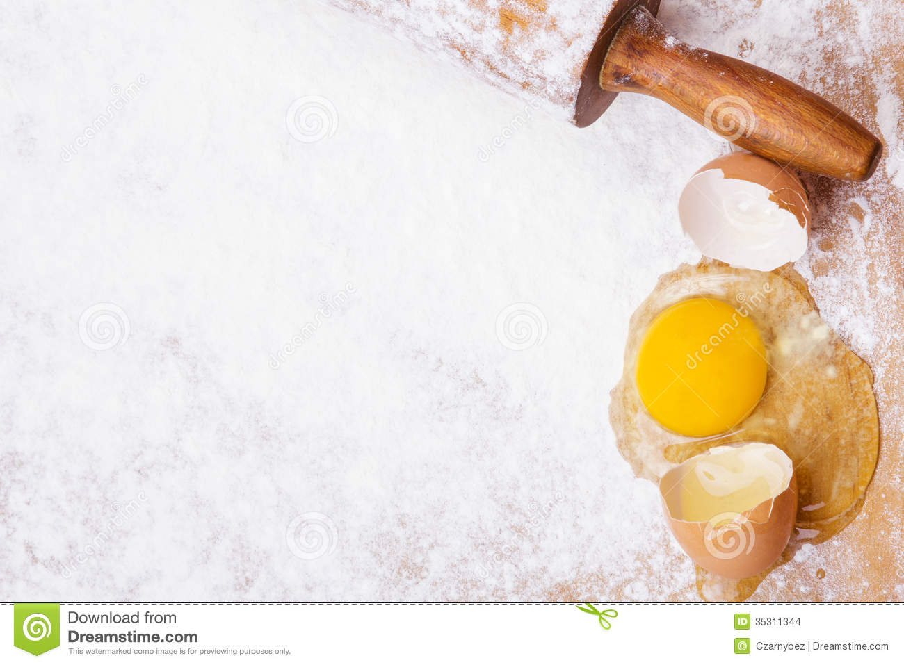 Baking Background Stock Images - Image: 35311344