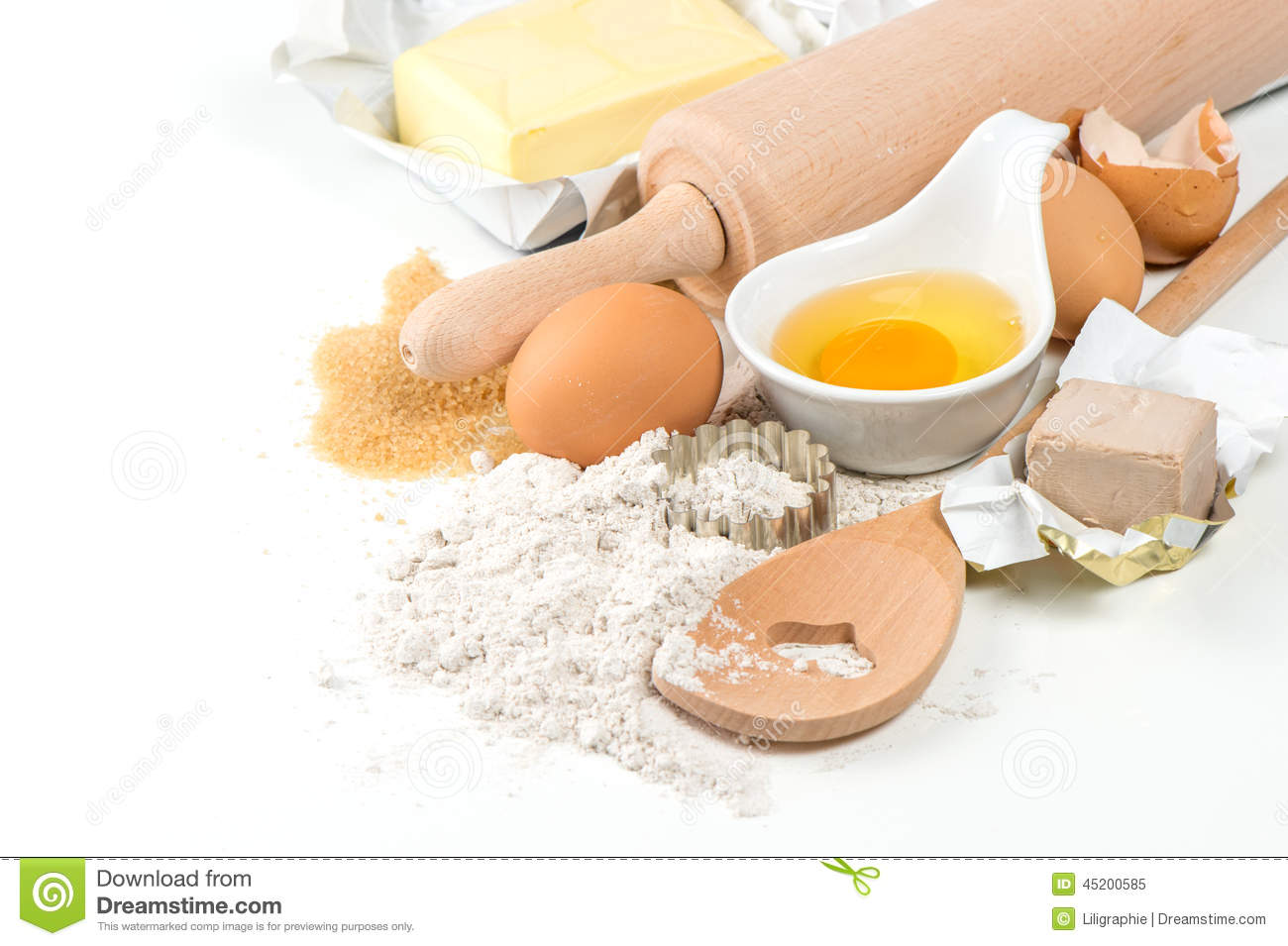 Ingredients For Egg Free Cake