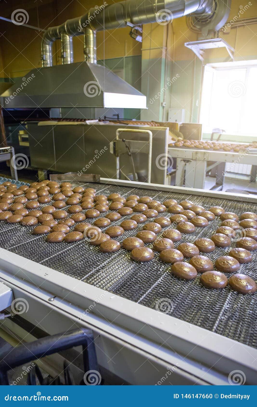 Product manufactory waffles