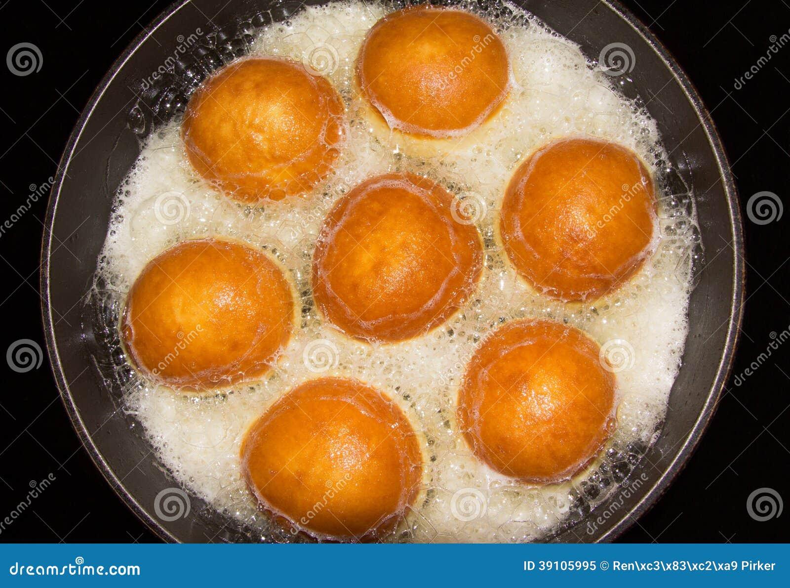 Baksel Donuts in een Pan