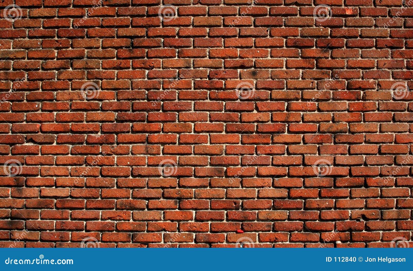 Bakstenen Muur Stock Foto Afbeelding