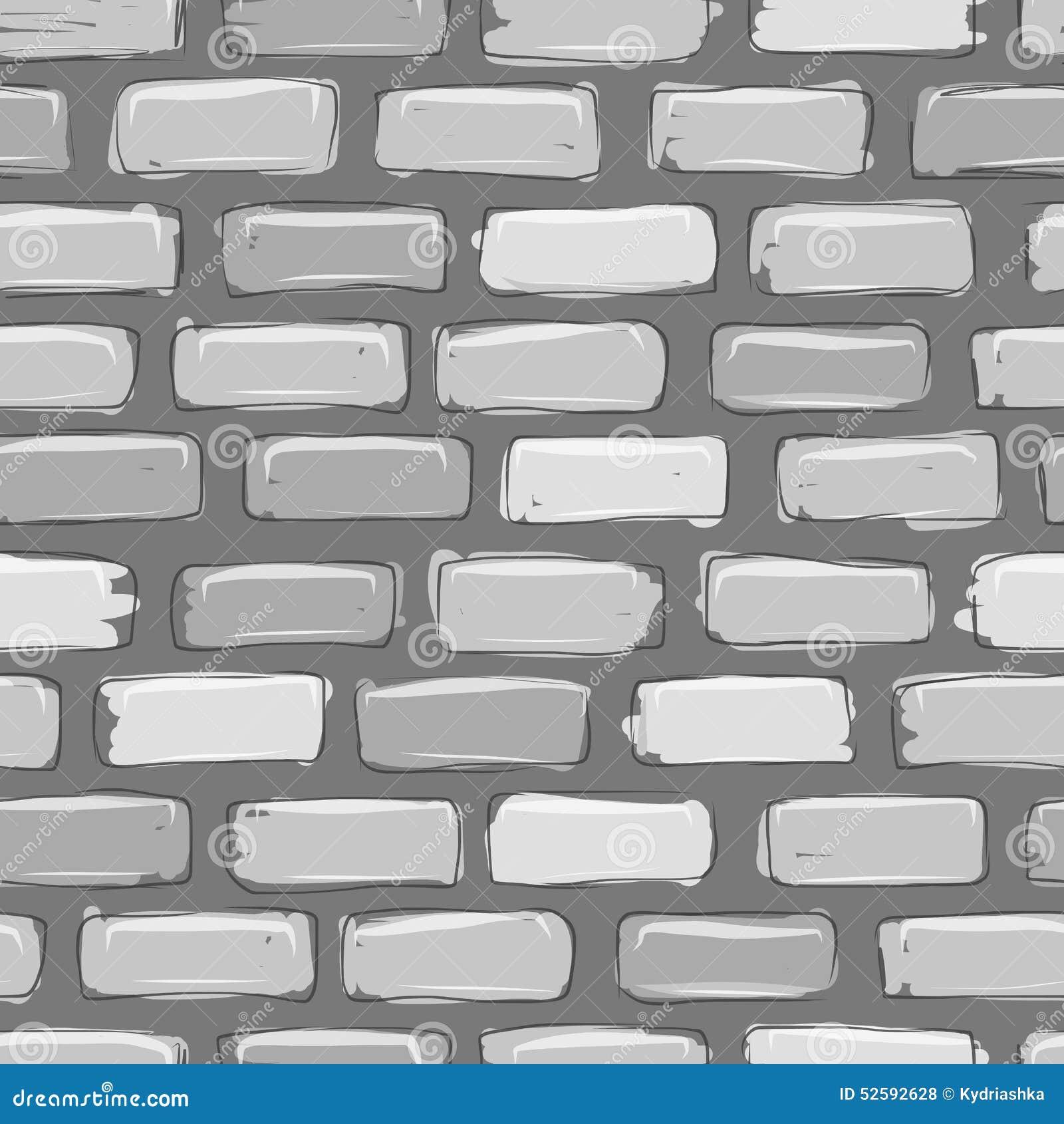 Bakstenen muurgrijs, schets voor uw ontwerp