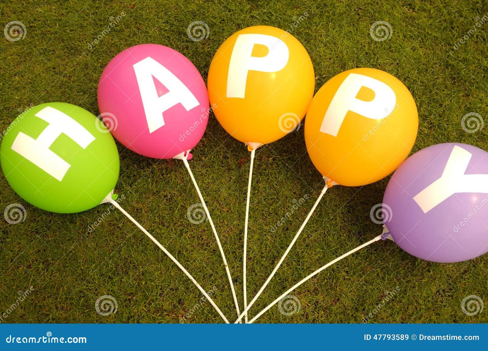 Balão feliz