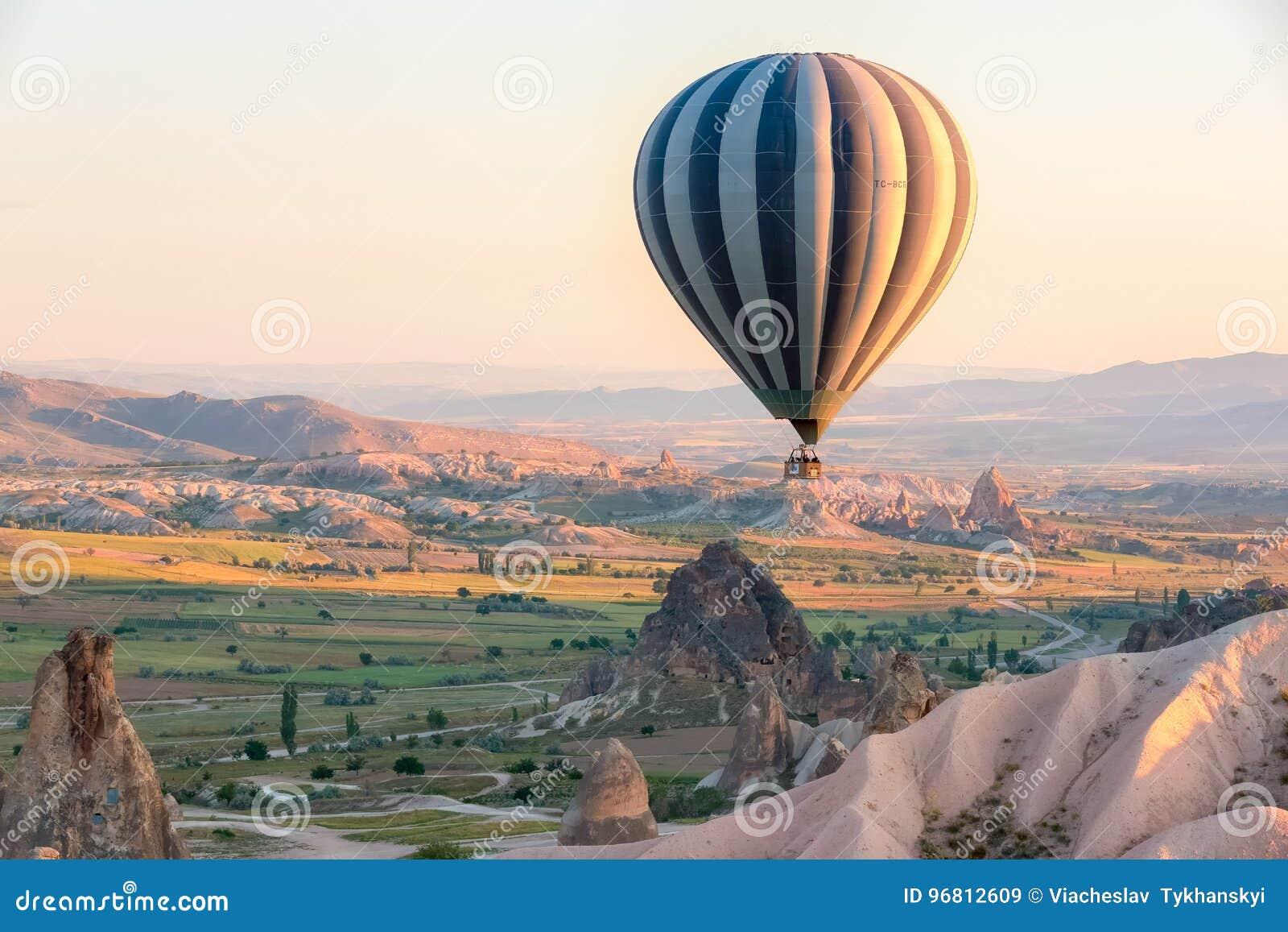 Balões de Cappadocia