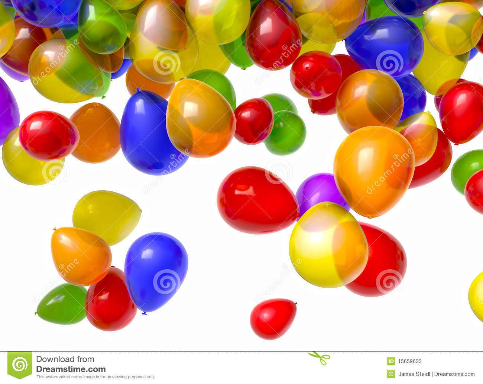 Balões de queda